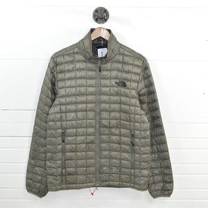 THE NORTH FACE QUILTED JACKET #175-13